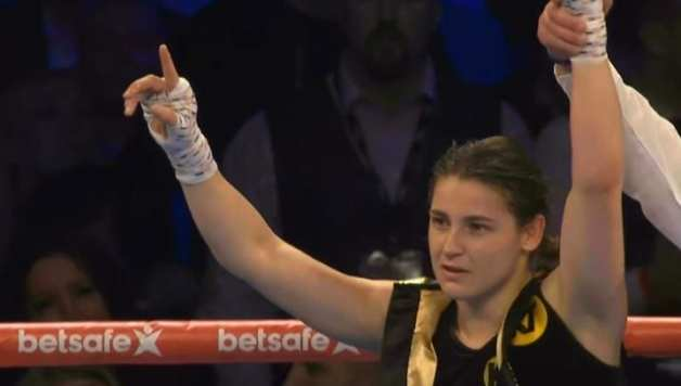 Katie Taylor To