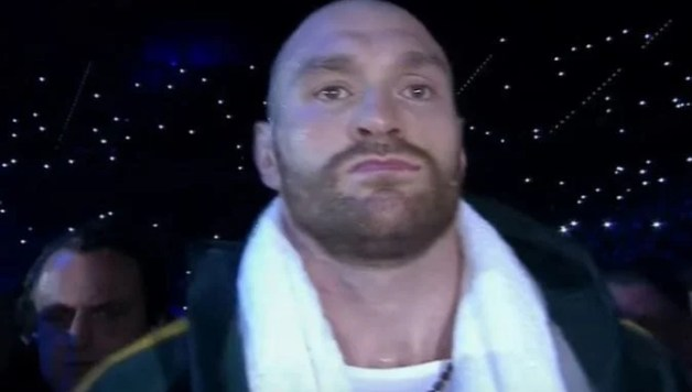 Tyson Fury Vacates World Titles