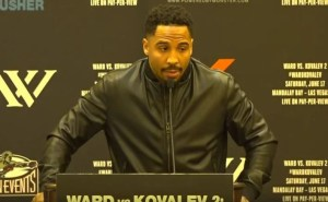 Andre Ward Retires From Boxing