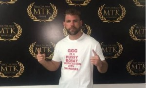 Billy Joe Saunders Won't Leave David Lemieux Off The Hook