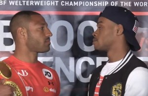 Brook vs Spence Live Stream