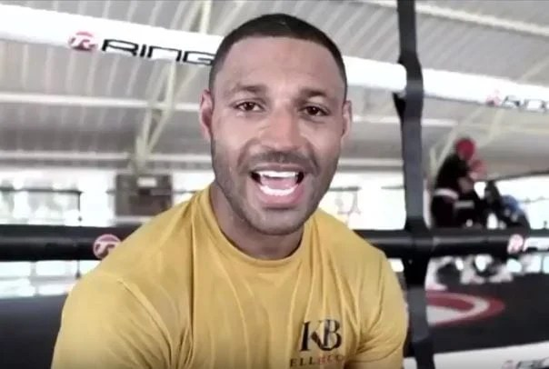 Kell Brook Laughs At Khan's Mayweather Call Out, Offers Him Alternative