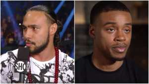 Keith Thurman Makes Unusual Claim