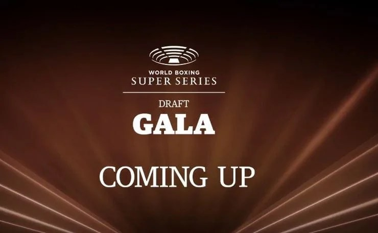 Watch: World Boxing Super Series Live Streaming of Draft Gala