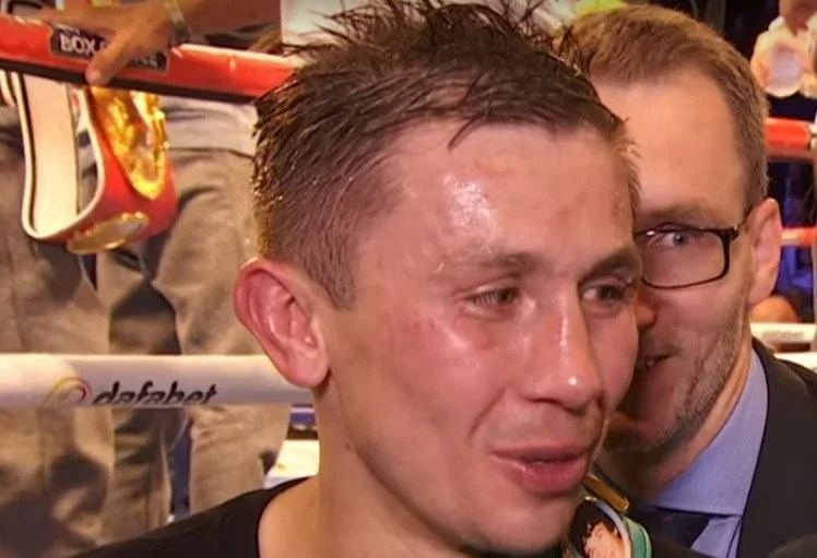 Breathtaking Video Shows How Golovkin Fought His Way To The Top