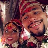 World Welterweight Champion Keith Thurman Gets Married