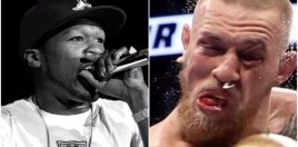 50 Cent Rips Conor McGregor
