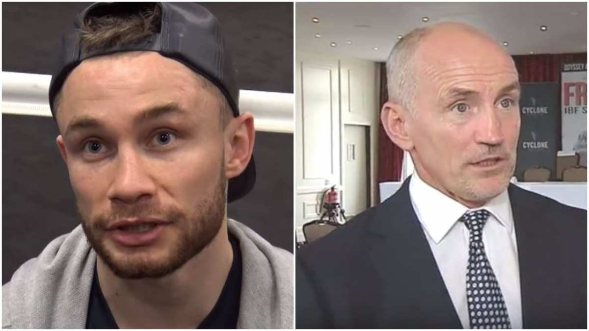 Carl Frampton Splits From McGuigan and Issues Statement