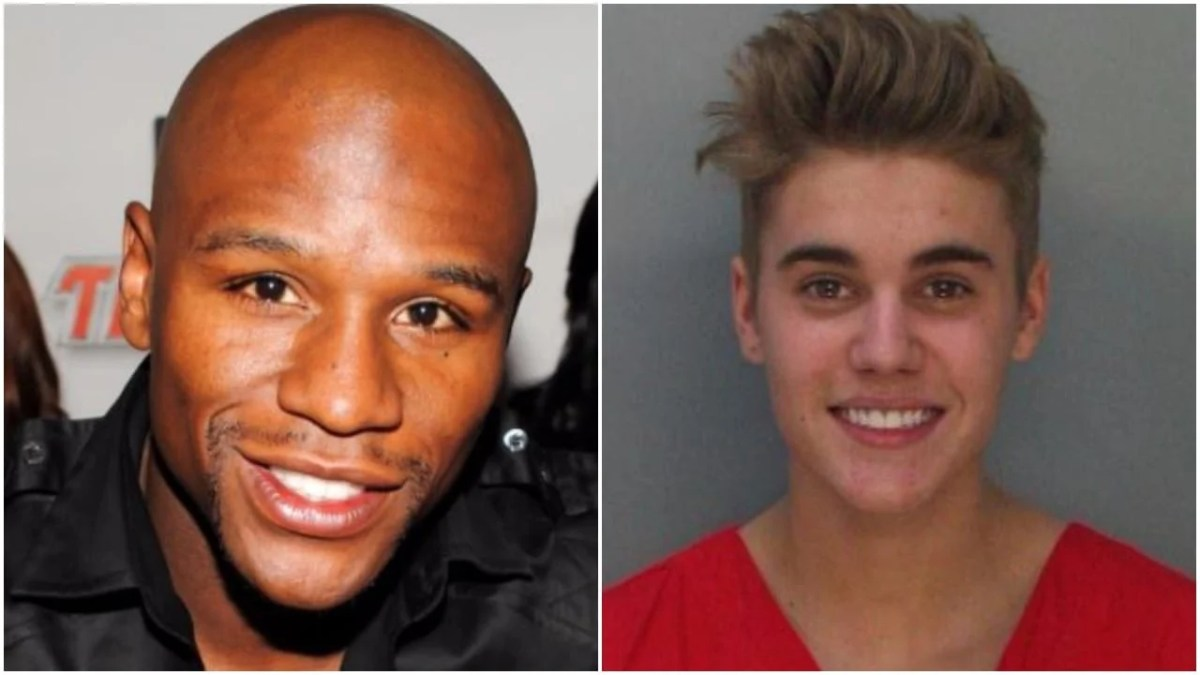 Mayweather and Justin Bieber Beef Ahead Of McGregor Fight