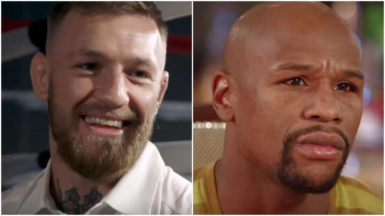 McGregor Reacts To