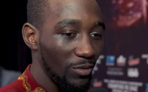 Terence Crawford Laughs Off Bold Mikey Garcia Claim