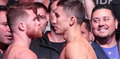 Golovkin v Canelo Rematch