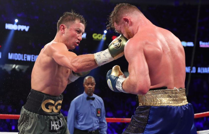 GGG Trolls Canelo With Food Menu At Presser For Rematch