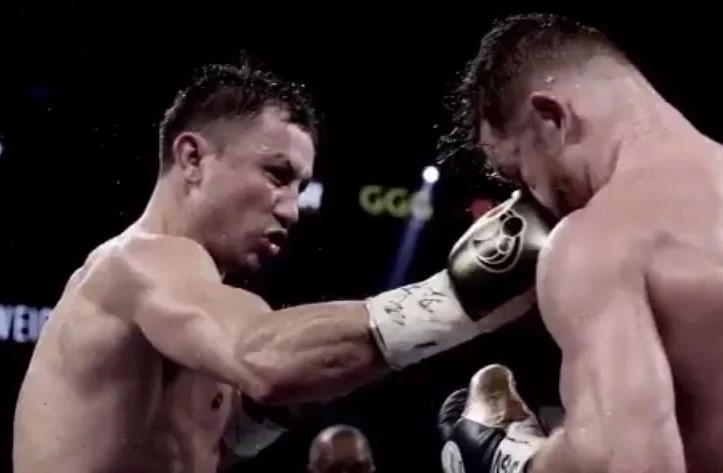 GGG Canelo Punch Stats