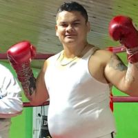 Marcos Chino Maidana Clearly Enjoying Retirement