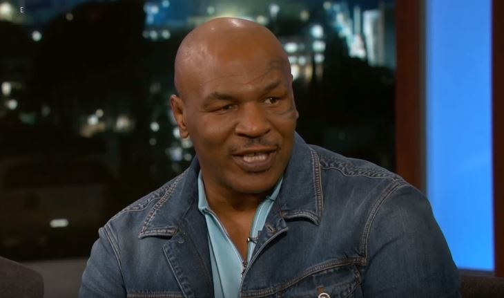 Mike Tyson Reacts To Pacquiao TKO of Matthysse