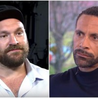 Tyson Fury Reacts To The News Rio Ferdinand Is Becoming A Boxer