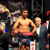 Manny Pacquiao Trolls Judges Who Scored GGG vs Canelo