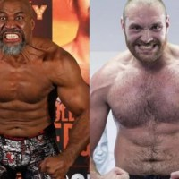 Shannon Briggs Calls Out Tyson Fury For His First Fight Back