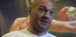 Tyson Fury Brings Up