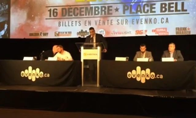 Watch: Full Saunders vs Lemieux Press Conference