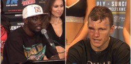 Jeff Horn vs Terence Crawford Venue