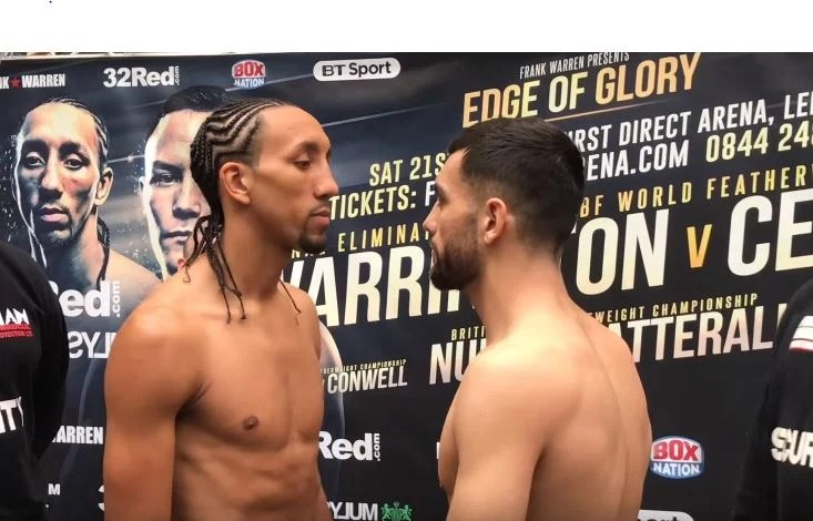 Tyrone Nurse vs Jack Catterall Promises Fireworks In Leeds