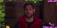 Amir Khan Im A Celebrity