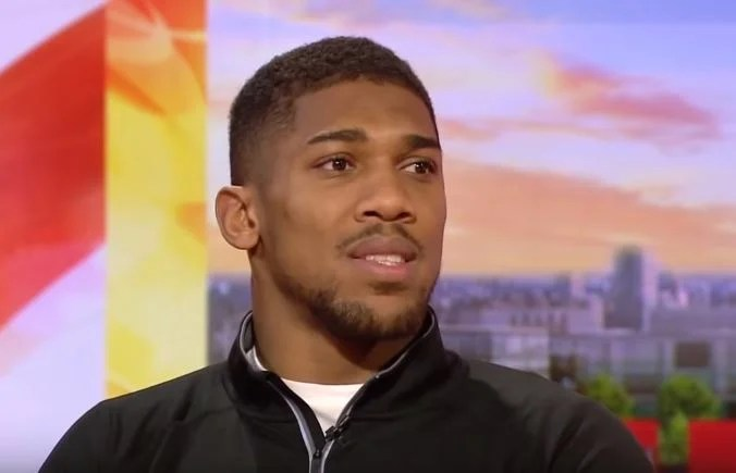 Eddie Hearn Confused By Anthony Joshua Social Media Activity