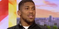 Anthony Joshua Social Media