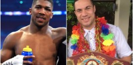 Joshua vs Parker Will Be A First