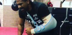 David Haye Apologises