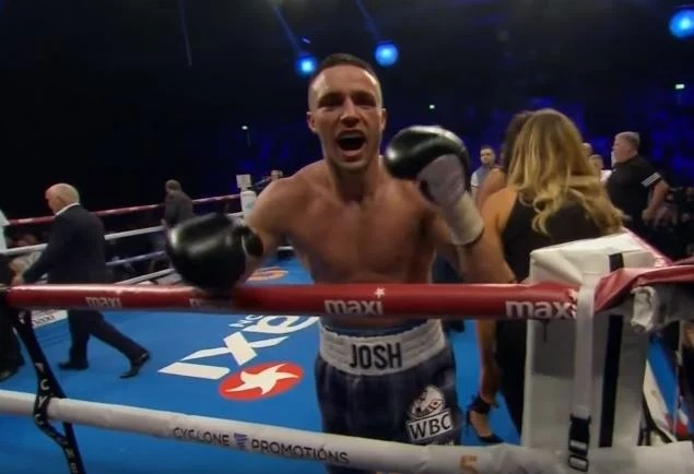 Fans Concerned For Josh Taylor Following Win Over Postol