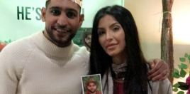 Amir Khan Receives Death Threat