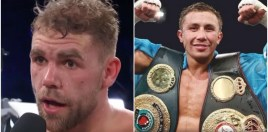 Billy Joe Saunders Calls Out GGG