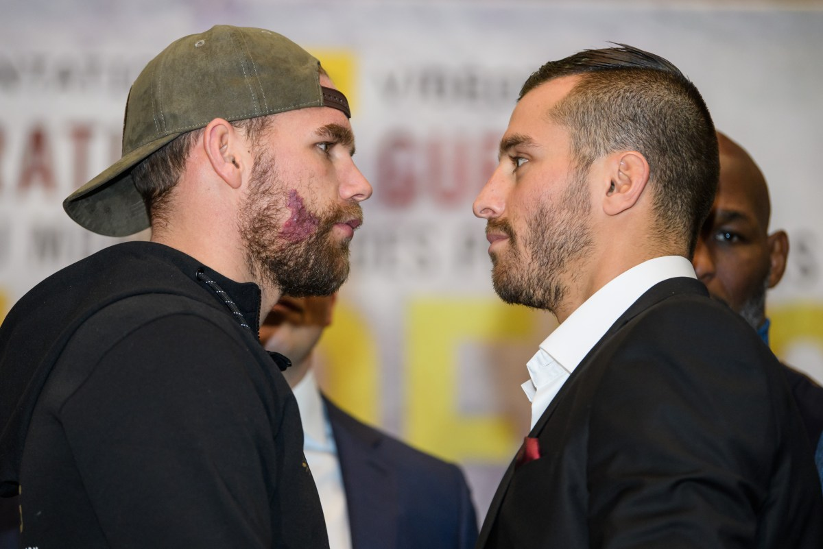 David Lemieux Makes Crazy Death Threat To Billy Joe Saunders