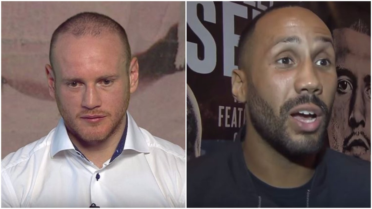Fans React To Groves' Abuse Of DeGale Straight After Suffering Defeat