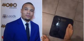 Eubank Jr Reveals Early Weight