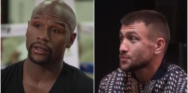 Floyd Mayweather Responds To Lomachenko