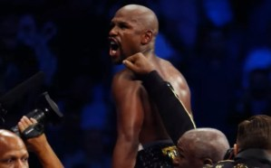 Floyd Mayweather Speaks Passionately About His Dad