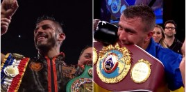 Linares Breaks Character And Trolls Lomachenko