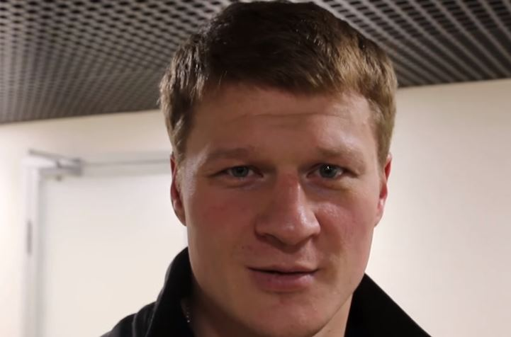 Alexander Povetkin vs Hammer Fight Time Tonight - TV Channel Info