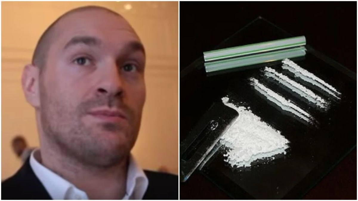Tyson Fury Speaks Honestly About Hardcore Drug Use
