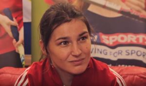 Katie Taylor Made To Work