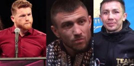 Lomachenko Reveals Who He Thought Won Golovkin vs Canelo
