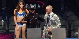 Mayweather Posts Huge Check From McGregor Fight - McGregor Reacts