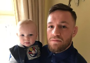 McGregor Checks Mayweather's Family