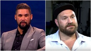 Tony Bellew Convinced He Has The Beating Of Tyson Fury