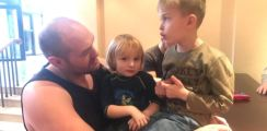 Tyson Fury Makes Heart Warming Gesture For A Child