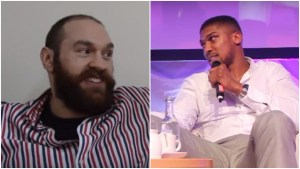 Tyson Fury Outlines Financial Demands For Anthony Joshua Fight